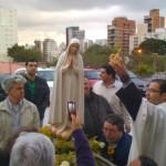 Visita da Imagem de Nossa Senhora de Fátima