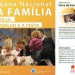 Semana Nacional da Família na Paróquia do Calvário