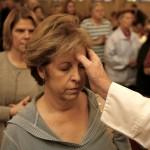 Confira os horários de Missas na Quarta -feira de Cinzas