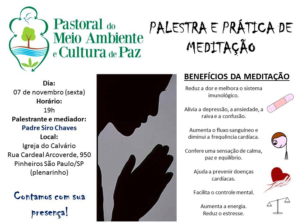 Convite-meditacao