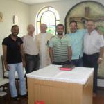 Visita Canônica na Comunidade do Calvário