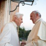 Bento XVI comenta sua relação com o Papa Francisco