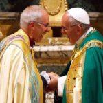 Papa Francisco e Justin Welby: Declaração Comum anglicano-católica