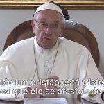 Em julho, Papa reza por pessoas que se afastaram da fé