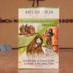 CNBB lança subsídios para o Mês da Bíblia, celebrado em setembro