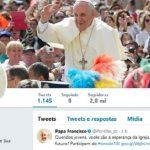 No Twitter, Papa convida jovens a participarem do Sínodo 2018