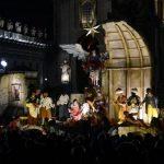 Inaugurado Presépio na Praça São Pedro