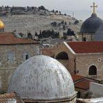 Papa: natureza de Jerusalém extrapola questão territorial