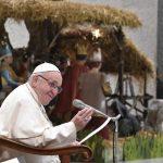 Papa na Audiência Geral: Natal, revanche da humildade sobre a arrogância