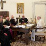 Vaticano: diálogo fraterno entre o Papa e os bispos chilenos