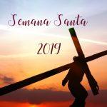 Programação da Semana Santa da Paróquia 2019