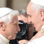 Bento XVI: o Papa é um só, Francisco