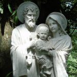 São José e outros 4 santos mestres da consagração mariana